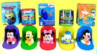 Surprise Baby Mickey Mouse Clubhouse Pop-Up Toys Awesome Disney Toy with Goofy Minnie Donald Pluto