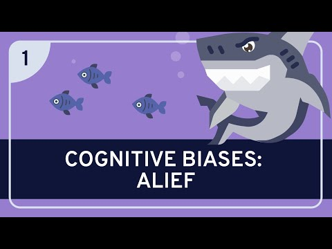 CRITICAL THINKING - Cognitive Biases: Alief [HD]