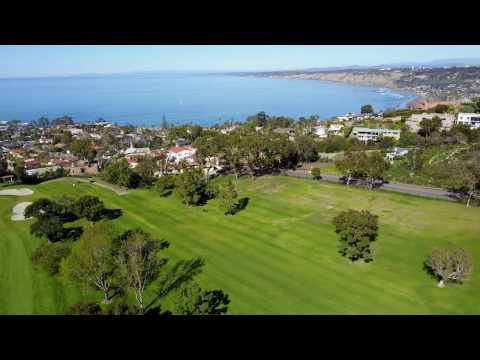 La Jolla, CA - Country Club -Golf Course Drone Video | DJI Mavic Pro