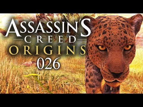Tiere zähmen 🎮 ASSASSIN'S CREED: ORIGINS #026