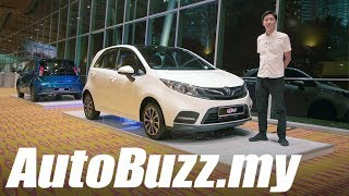 2019 Proton Iriz facelift, Things You Need To Know - AutoBuzz.my