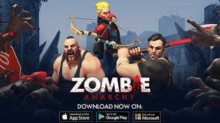 لعبة Zombie Anarchy متاحة الآن على متجري Google Play و App Store - إلكتروني