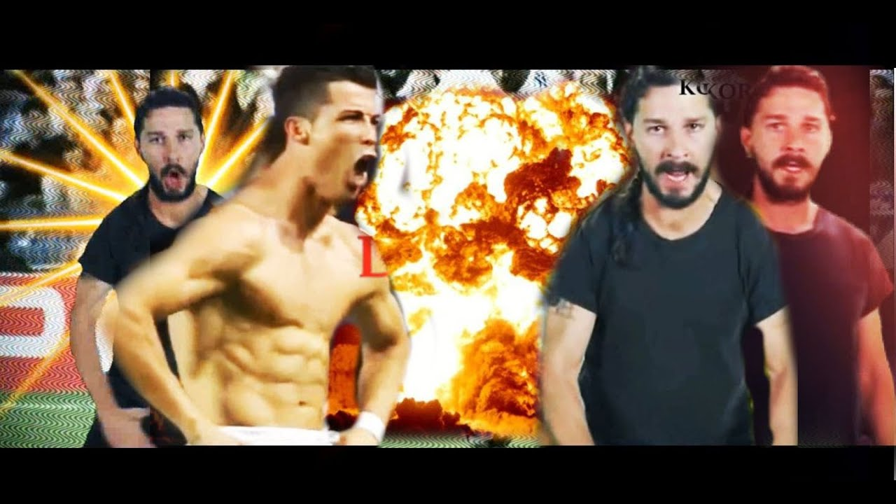 Cristiano Ronaldo Ft. Shia LaBeouf – Just Do it! - YouTube