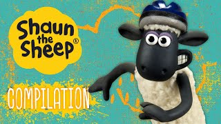 Olahraga 1 | Kompilasi | Shaun the Sheep
