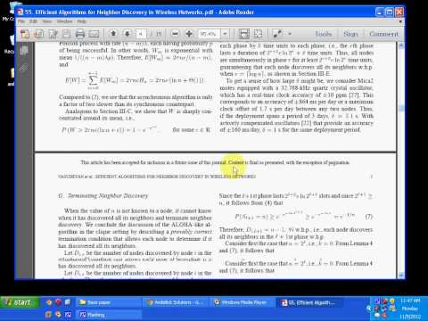 Efficient Algorithms for Neighbor Discovery in Wireless Networks