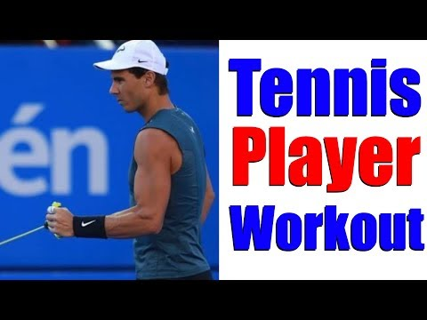 Tennis Workout - Top 5 Exercises For Tennis Players