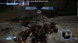 Transformers The Game Mods | Warpath