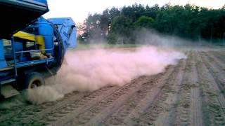 Susza w woj. Podlaskim || Drought in Poland