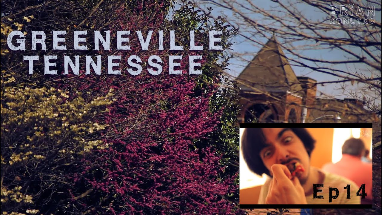Greeneville TN - Ep 14 Antique Shopping