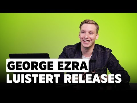 George Ezra: 'My first kiss was at a graveyard'   Release Reactions