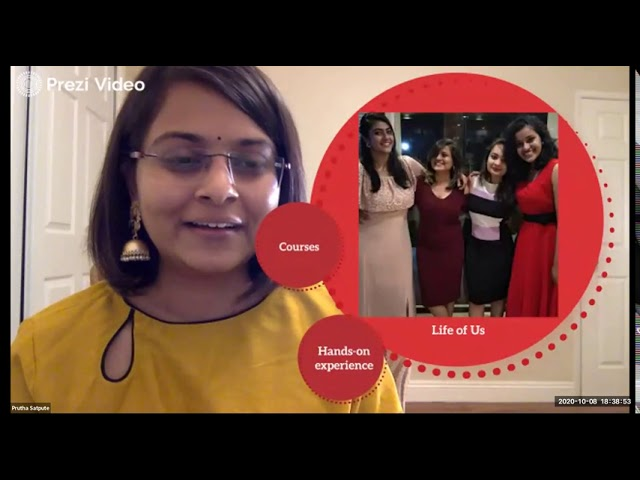 Brown Bag Presentation with Prutha Satpute and Dr. Sakshi Tickoo