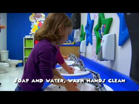 Handwashing for Young Children