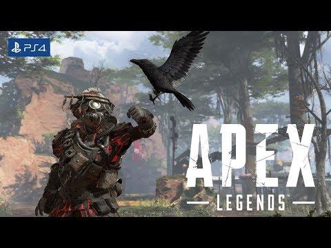 Apex Legends - Titans (Aero Chord & Razihel)