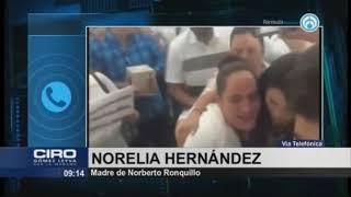 Familia de Norberto Ronquillo exige acceso a la carpeta de investigación, lamenta filtraciones