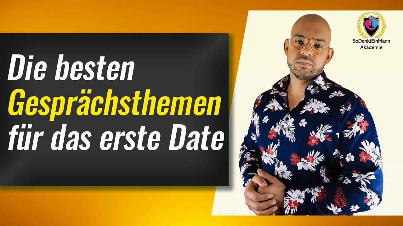 Die besten Gesprächsthemen für das erste Date - Sag ihm DAS!