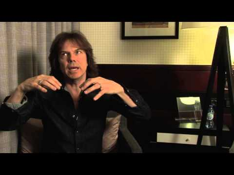 Europe interview - Joey Tempest (part 1)