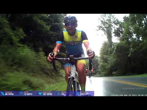 Liberty Cycle Thurs Group Ride Asheville NC 8 13 2015