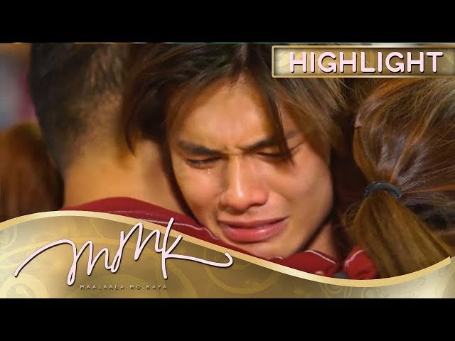 MMK: Paul is starting to fulfill his dreams
