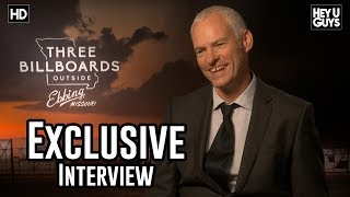 Martin McDonagh - Three Billboards Outside Ebbing Missouri Exclusive Interview