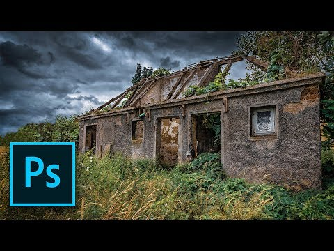 Bildbearbeitung In Sekunden - Ausbessern Mit Photoshop CC
