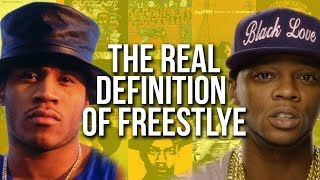 The REAL Definition of Freestyle
