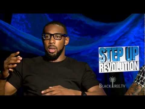 Step UP Revolution Interview With 'tWitch' And Choreograhper Jamal Sims
