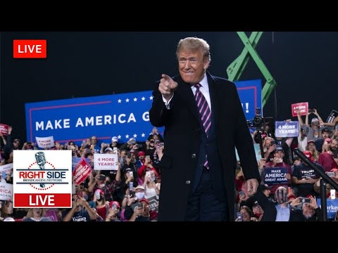 🔴 Watch LIVE: President Trump Holds Make America Great Again Rally in Macon, GA 10/16/20