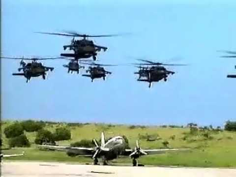 United States Comes Close to Invading Haiti [1994]