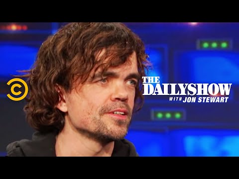 Thumbnail: The Daily Show - Peter Dinklage