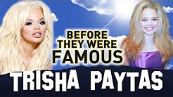Paytas Plastic Surgery Before Trisha
