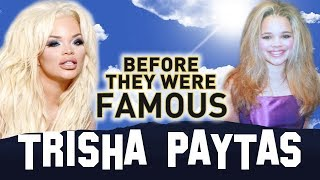 Download TRISHA PAYTAS | Before They Were Famous | Biography Mp3 and Videos