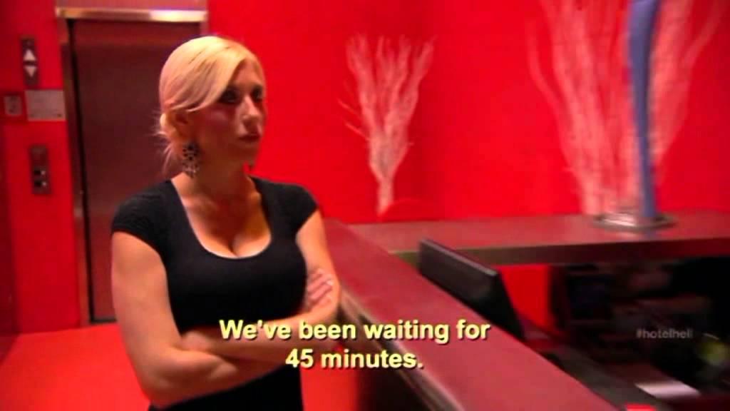 Stunning Blonde From Gordon Ramsay's Hotel Hell S01E04 - Keating ...