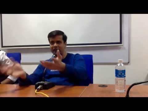 The Nexus Between Energy, Food & Water and Future of Geo-Strategy - Saurav Jha - India First JNU