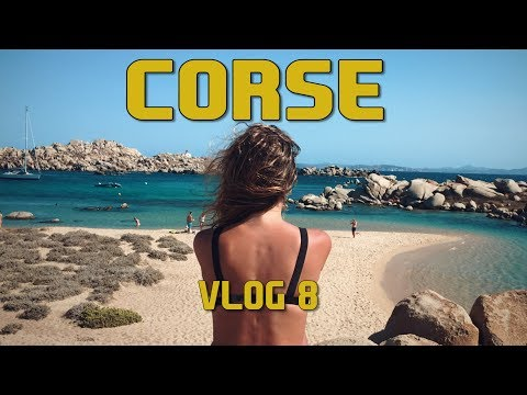 CORSE : le maquis et les iles Lavezzi