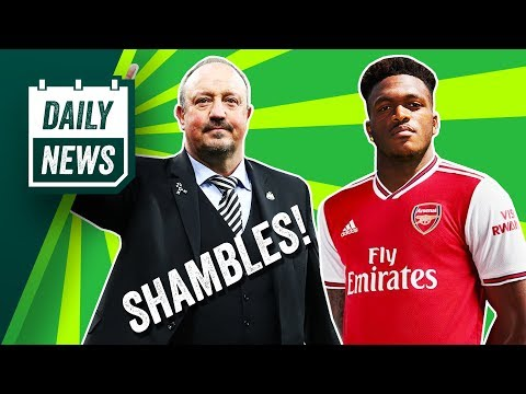 This Dortmund player will solve Arsenal's defensive issues! ►Daily News