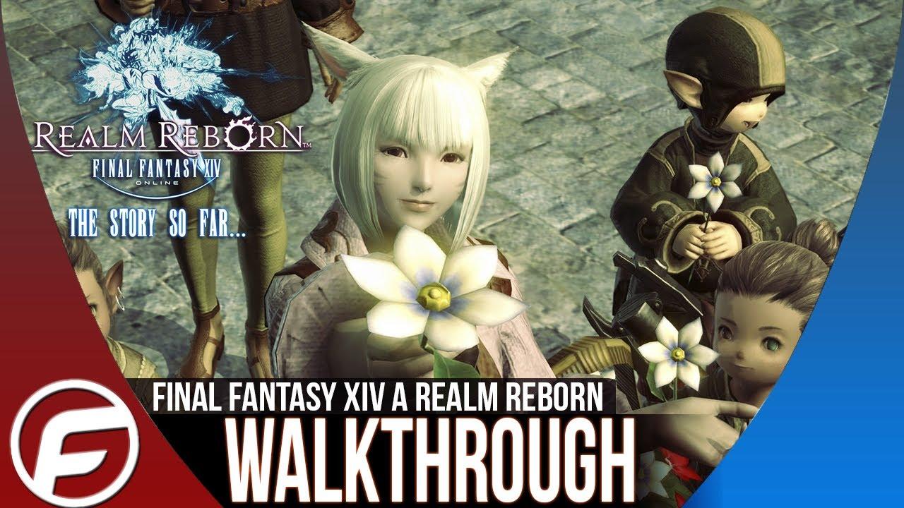 Final Fantasy XIV - Wikipedia