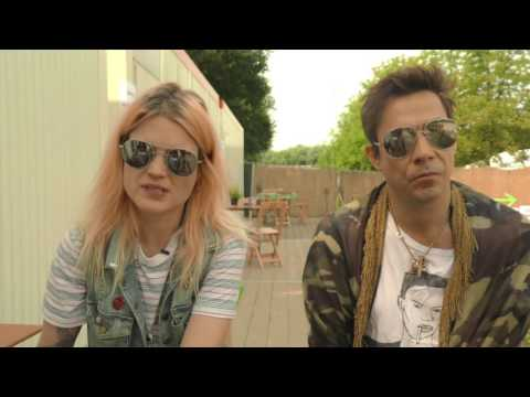 The Kills interview - Alison and Jamie (part 2)