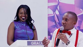 Charles Mwaka wants to convince Grace to accept him ||Hello Mr.Right