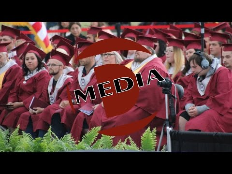 Klamath Community College Commencement 360 Time Lapse
