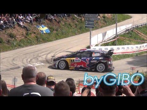 WRC Tour de Corse 2017  [HD]