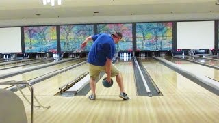 Bowling Trick Shots!