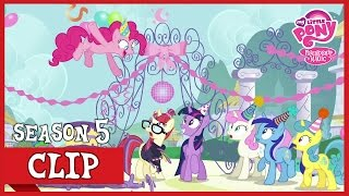 "MLP: FiM – Party For Moon Dancer ""Amending Fences"" [HD]"
