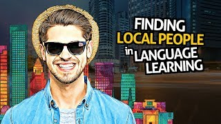 OUINO™ Language Tips: Finding Local People to Practice Your Speaking Skills