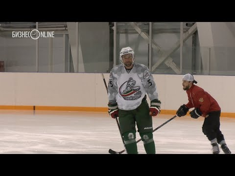 Как Данис Зарипов готовится к НХЛ