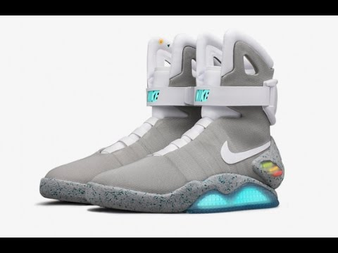 Nike's self-lacing Mags cost $30,000+ !! WTF !!!
