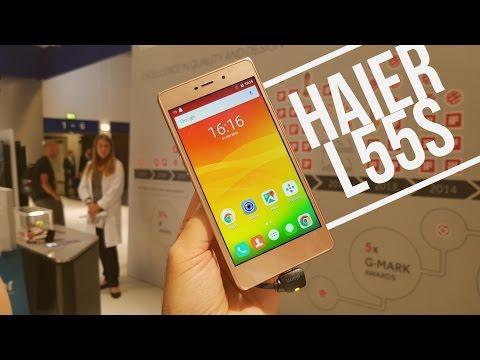 Haier Leisure L55s: Android Economico Da 5