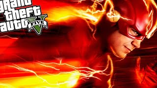 GTA 5 dar sunt THE FLASH!