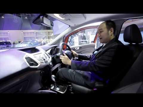 รีวิว ฟอร์ด เอคโค่สปอร์ต ใหม่   Ford All New Ecosport Review