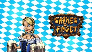 SFGame: Das Oktoberfest-Event 2016 kommt | Let's Play Shakes & Fidget