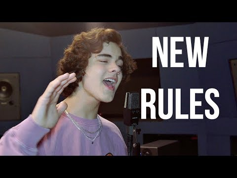 Dua Lipa - New Rules (Cover By Alexander Stewart)